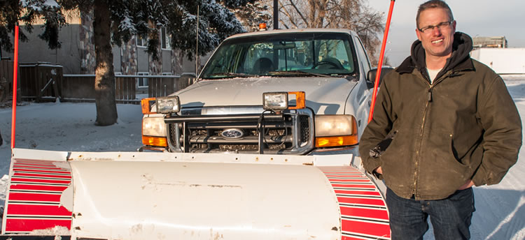 Snow Removal Calgary